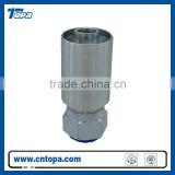 Made in China high quality carbon steel hydraulic ferrule fittings for teflon hose 00TF0