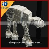 Imperial Walker diy building 3d metal puzzle toy