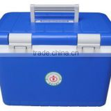 Cold chain medical Cooler Box for vaccine storage and transport , cold storage box