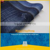 NO.696 lab dips Combed Blue Black Light Weight Twill 100% Cotton Denim Fabric price Foshan
