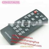 High Quality ZF Black 27 Keys COV31736201 DVD PLAYER Remote Control for radio control and display system