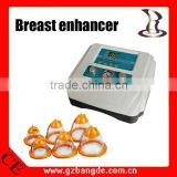Home use breast enlargement pump beauty machine with vacuum therapy BD-BZ007