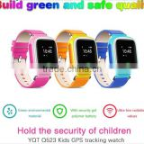 Wholesale 1.22 inch baby smart watch antilost watch,antilost watch q60 GPS tracker for kids with wifi