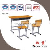 AP Good quality hight adjustable school furniture junior desk chair