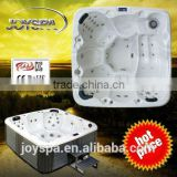 Factory direct sale low price spa/ high quality outdoor spa hot tub for whirlpool massage