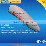 (YL-5000) care comb women Breast Massage Beauty Equipment