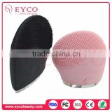 Electric Facial Brush Anti Wrinkle skin cleansing system Rechargable electric silicone facial cleansing brush ultrasonic beauty