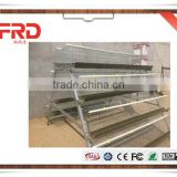 FRD Hot sale feeding layers in cages/used broiler cages/chicken cage with automatic water system