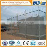 High Quality Used Chain Link fence slats/PVC Coated Chain link fence /Galvanized chain link privacy fence