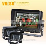 Reversing Camera System Safety Solution for Farm Tractor,Trailer,Cultivator,Plough, Combine,Truck,Barn,Trailer