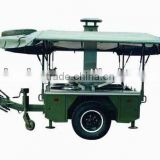 Military Mobile Kitchen Trailer for Western food,Cooking Trailer