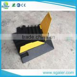 4 channel China cheap Cable protector ramps stage cable ramp