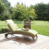 People lounger,Beach sun lounger,Beach lounger with wheel