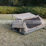 car off road outdoor canvas camping trailer tent 2.1x1.3m