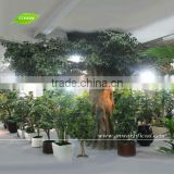 BTR1010-1 GNW Artificial Tree Banyan plants 15ft high for Hotel restaurant garden decoration indoor
