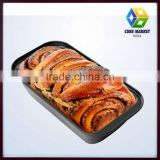 Decorative loaf pan,silicone custom bread loaf pans