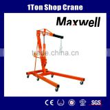 1Ton Shop Crane/mobile crane