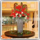 High Quality Bouquet Artificial Fake Garden Bush Flower Table Flower