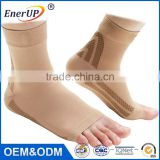 New brand plantar fasciitis foot compression sleeves half toe sleeves for sport wear sleeves