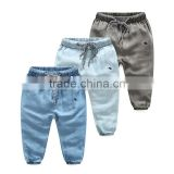 Wholesales spring children boys fashion denim trousers