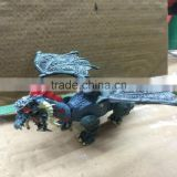 3D DIY dragon puzzle 6 designs assort assembling dragon toy