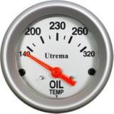 Utrema Auto Electrical Oil Temp Gauge 2-1/16 in.