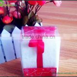 Bamboo Cake shape Cheap Customizied Gifts Towel custom made cheap wholesale wedding cake towel gift basket towel cake
