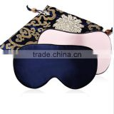 Sleep Restoration Natural Silk Sleep Mask & Blindfold Single Strap Super-Soft Silk Eye Mask