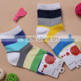 high quality kids spring autumn cotton children baby socks 1-12 yrs 5 colors boy cute and handsome