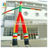 New Colorful Inflatable Two Legs Air Dancer