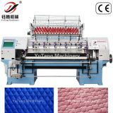 High quality quilt and blanket multi-needle mechanical quilting machine