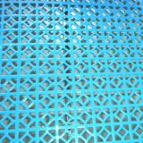 Powders coated + Galvanized Perforated Panels for Roof and Wall