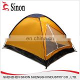 New 1-2 Person Waterproof Folding Pop Up Camping Hiking Tents Backpacking Hiking tent