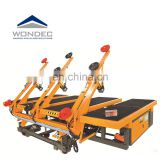 Factory direct glass loading table with high performance