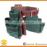 Premium Kids Leather Tool Belt / Tool Pouch,Carpenter tool belt