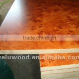 melamine coated particle board