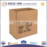 Wholesale Custom Printed 7-ply corrugated cardboard cheap soap paper box