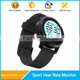 2016 Round Heart rate Bluetooth Smart watch