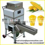 Stainless steel fresh sweet corn sheller/sweet corn shelling machine for canned sweet corn                                                                         Quality Choice