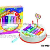 musical instrument ,electronic organ ,cake Beat organ