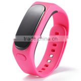 fashion bracelet Bluetooth Wireless Headphones Smartband