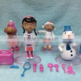 Wholesale Doc Mcstuffins Toys Brinquedos Doctor Girl Dragon Stuffy Lambie Sheep Hippo Hallie Snowman Chilly Kids Gift