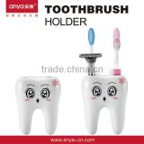 D624 Bathroom Accessories China Bathroom Accessory Dental Supply Toothbrush Holder Both Gift Promotional Gift Item
