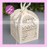 Popular wedding decorative dessert paper bags various sizes for candy&chocolates provide customized size&design TH-100