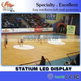 RGX Basketball led display, stadium led display,stadium video banner display basketball game show led screen