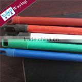 High Quality Broom Pole Metal Broom Handles Metal Mop Handle PVC Poles
