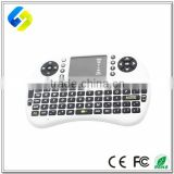Mini 2.4g wireless keyboard and mouse I8 keyboard for Laptop , smart tv