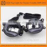Factory Direct Auto Fog Light for Toyota Corolla Fog Light High Quality Osram LED Fog Light for Toyota Corolla 2009-2012