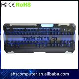 oem factory wholesale good price backlight gaming keyboard