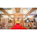 Beautiful tent for wedding;customized fabric tent wedding decorations wedding mandap(BD-002)                                                                         Quality Choice